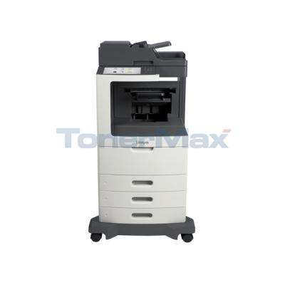 Lexmark MX811dtfe MFP